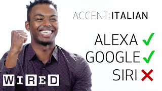 8 People Test Their Accents on Siri, Echo and Google Home | WIRED thumbnail