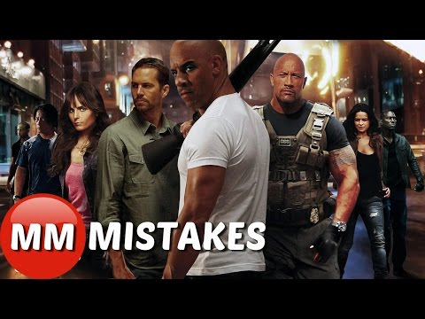 10 Biggest Fast & Furious 6 Goofs That Slipped Through Editing |   Fast and Furious MOVIE MISTAKES