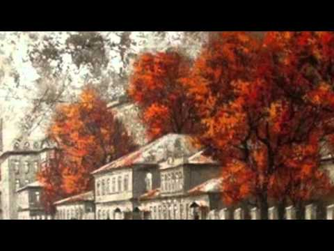 Moscow autumn DJ Arkhipov