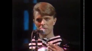 David Bowie - The Man Who Sold The World   SNL PART III