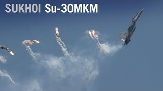 Sukhoi Su-30MKM Dances in the Sky over Singapore with Thrust Vectoring Maneuvers – AINtv