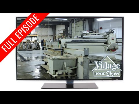 Granite Fabrication and a New Look For Formica S1E10