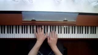 Final Fantasy VI OST - Cyan's Theme - Piano Solo