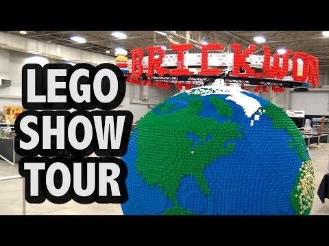 Brickworld Indy 2017 Complete Guided Tour