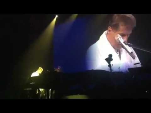 Udo Jürgens live in Wien, 31.10.12 - Bademantel Zugabe