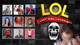 ¿Qué salió mal con LOL: Last One Laughing de Amazon Prime Video?