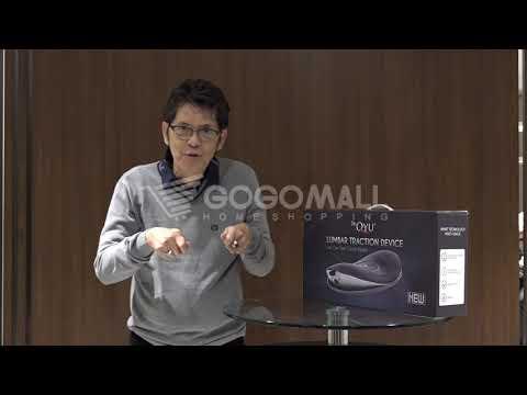 Jual Dr. Qyu Lumbar Traction alat terapi Syaraf Kejepit sembuh | WA 089616779342