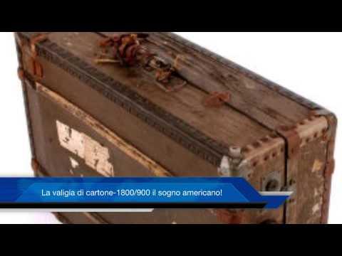 La valigia di cartone 1800 900 il sogno americano youtube for Arredi di cartone