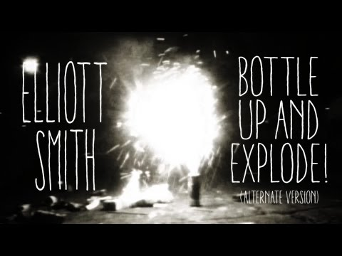 Elliott Smith - Bottle Up And Explode! (Lyric Video from Either/Or: Expanded Edition)