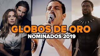 Globos De Oro - Nominados 2019 l Fandango Latam