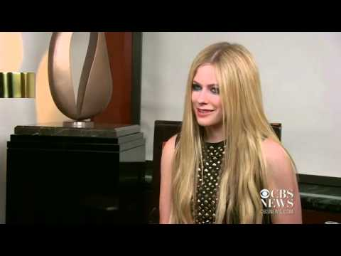 Avril Lavigne on her 5 Grammy nominations