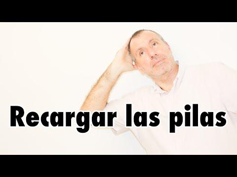 【スペイン語】#148 Recargar las pilas