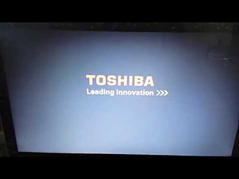 TOSHIBA  No bootable device - please restart FIX!