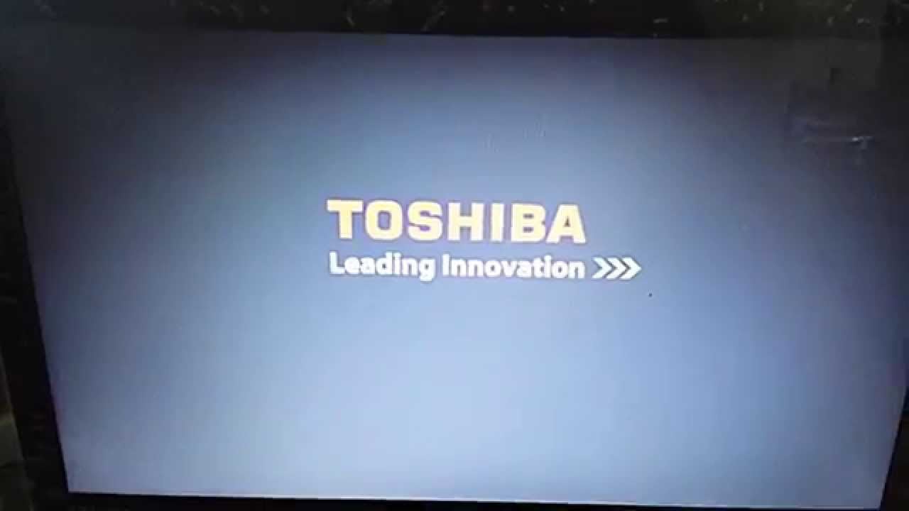 TOSHIBA No bootable device - please restart FIX! - YouTube