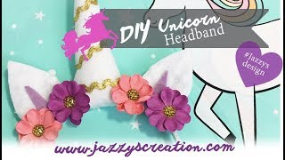 81dda0f03ef DIY Unicorn Headband (10 simple steps)