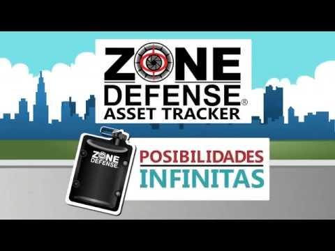 Zone Defense Asset Tracker (Spanish)