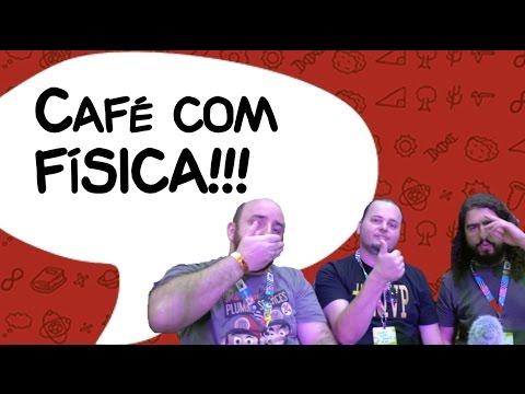 Café com Física - Café Com Quê? 14 | BláBláLogia ft. Ivys Urquiza