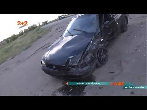 Моторошна аварія на