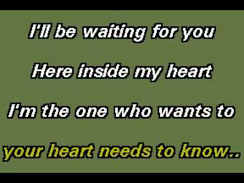 Karaoke- To Love You More