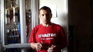 видео Как установить магистральный фильтр