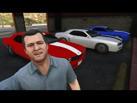 Gta 5 Gauntlet Locations Fun Walkthrough Getting The 3 Muscle Cars