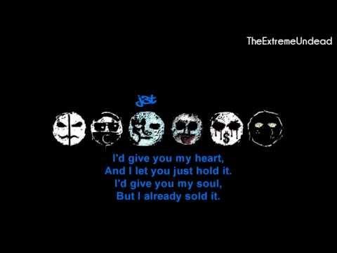 Hollywood Undead - Circles [Lyrics Video]