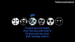 Hollywood Undead - Circles [Lyrics ]