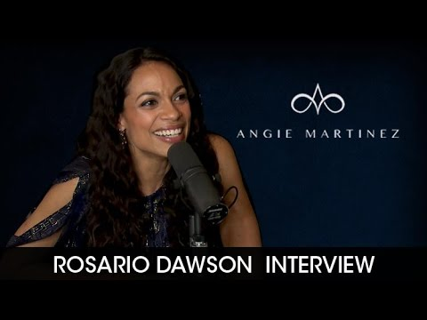 Rosario Dawson Talks Star Wars, Relationship w Eric Andre  Plays Do's & Dont's