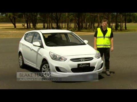2015 Australia s Best Light Car Hyundai Accent Active