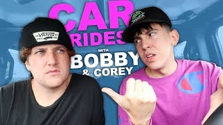 Finally Addressing What Happened... (CAR RIDES with BOBBY AND COREY)