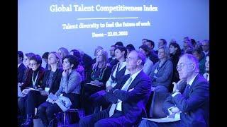 Global Talent Competitiveness Index 2018 Teaser
