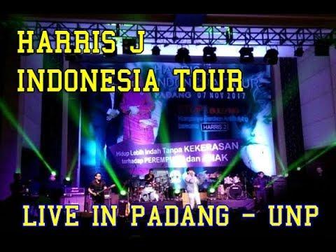 Full Harris J Tour Indonesia - Live In Padang (Universitas Negeri Padang )