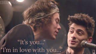 Zayn In Harry's New 'Lights Up' Video