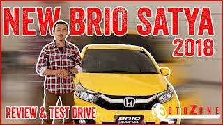 OTOZONE : Review New Brio Satya 2018 Sampai Ngepot