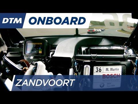 DTM Zandvoort 2016 - Maxime Martin (BMW M4 DTM) - Re-Live Onboard (Race 1)