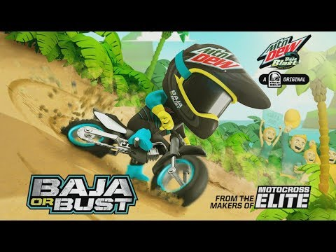 Baja or Bust by DEW & MX Elite Android HD GamePlay Trailer [Game For Kids]