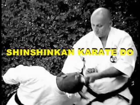 SHINSHINKAN KARATE DO - BLACK BELTS IN TRAINING ( PHOTOS )