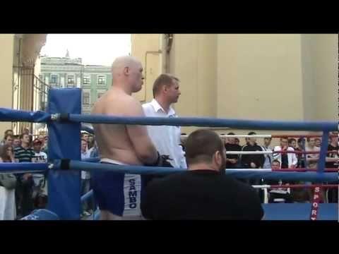 Максим Вешняков (Череповец) VS Лев Яшин (Питер)