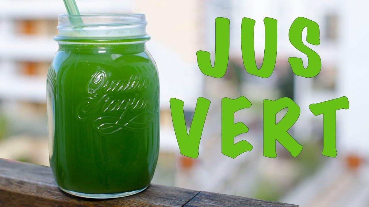 Jus vert a l 39 extracteur ananas pomme epinard concombre c leri gingembre youtube - Jus de pomme extracteur vapeur ...