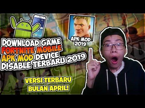 Fortnite Mobile Android Update Terbaru Untuk Download Buat Semua Device Yang Ga Support APK MOD 2019 - 동영상
