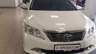 Купить Тойота Камри (Toyota Camry) 3.5 л АТ 2013 г с пробегом бу в Саратове Автосалон Элвис Trade in