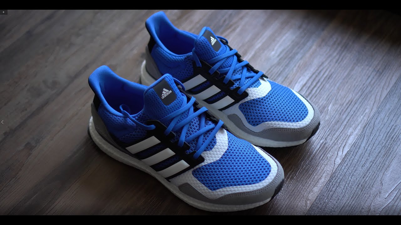 Adidas Ultraboost s&l blue with the sony a6400