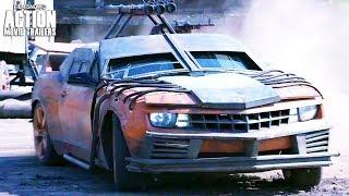 DEATH RACE: BEYOND ANARCHY | Trailer + Bonus Clips for Blu-ray/DVD & Digital Release