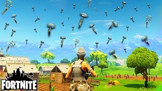 100 PLAYERS LAND SAME PLACE - Fortnite Funny Fails and WTF Moments! #36 (Daily Best Moments)