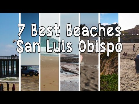 7 Best Beaches San Luis Obispo