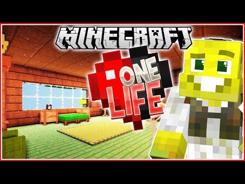 Decorating My House!! | Minecraft One Life...