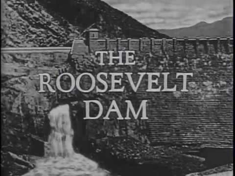 The Roosevelt Dam