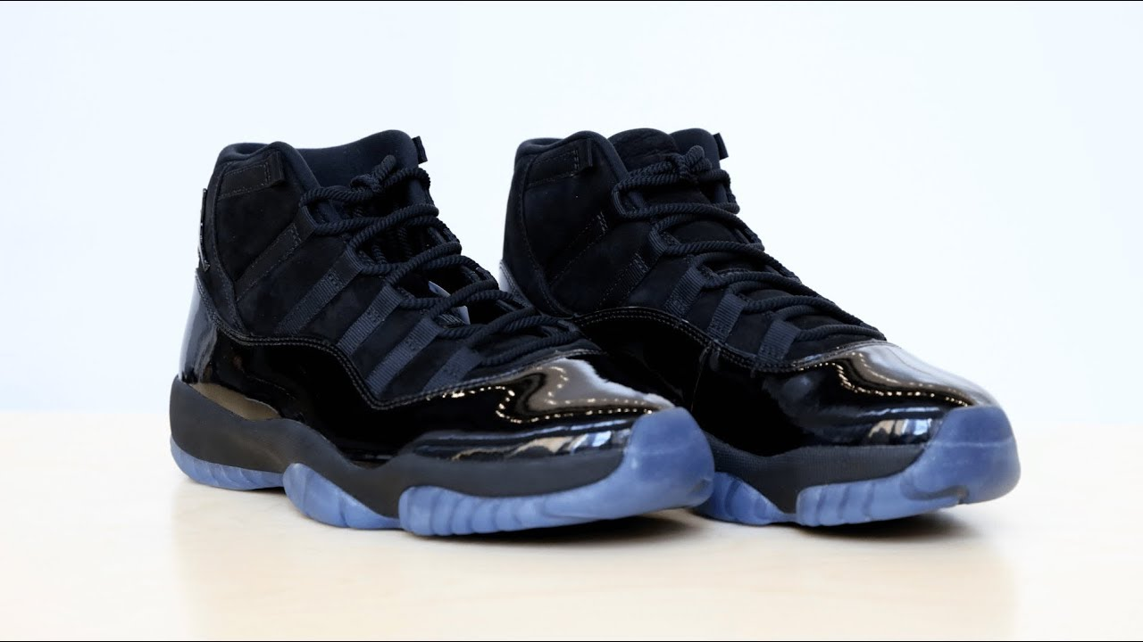 PROM NIGHT Air Jordan 11 - Detailed Preview - YouTube
