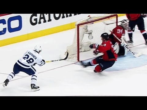Gotta See It: Kapanen ends OT thriller between Maple Leafs and Capitals