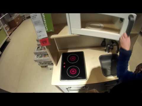 детская кухня икеа